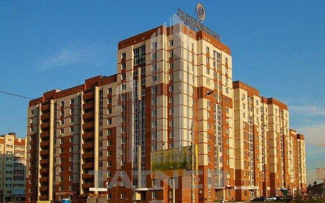 Апартаменты на Чистопольской 64 вид на фасад