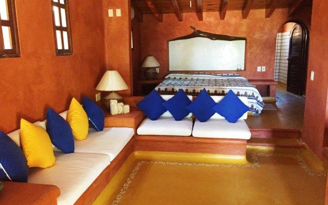 Отель Villa Soleil комната для гостей