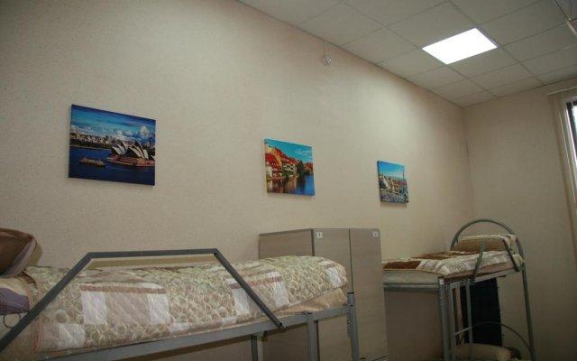 Гостиница Hostel Aura в Барнауле отзывы, цены и фото номеров - забронировать гостиницу Hostel Aura онлайн Барнаул комната для гостей