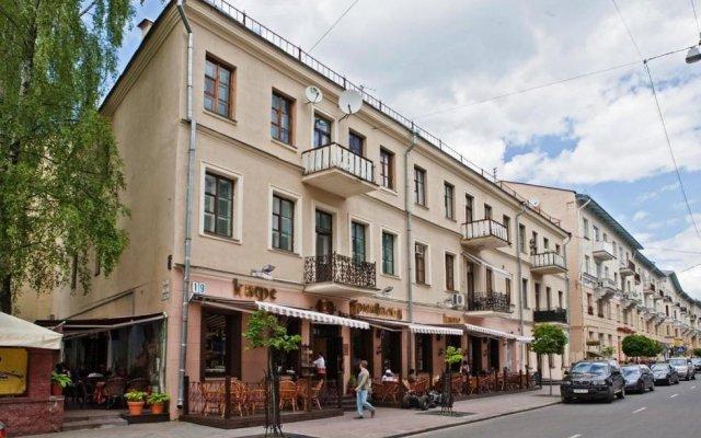 Гостиница Karla Marksa вид на фасад