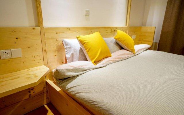Отель Sanshan Wuli Boutique Homestay комната для гостей