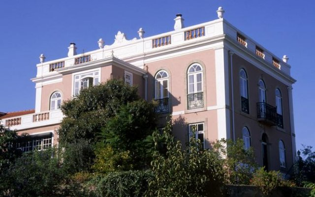 Отель Casa De Fontes вид на фасад