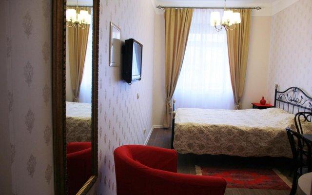 Апартаменты Vilnius Symphony Apartments комната для гостей