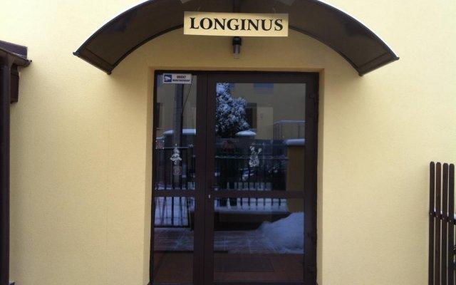 Отель Pensjonat Longinus вид на фасад