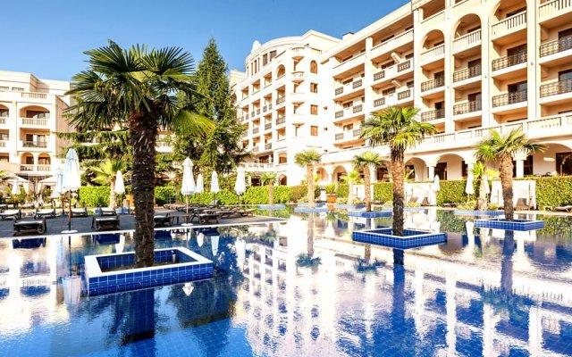 Primoretz Grand Hotel & SPA бассейн