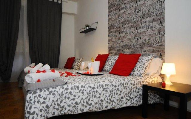 Апартаменты White Apartment San Pietro комната для гостей
