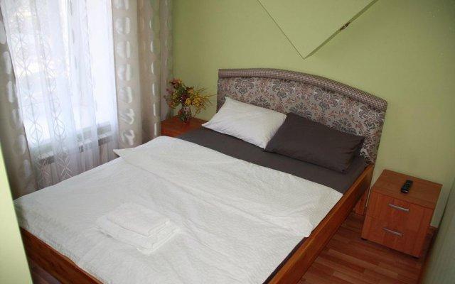 Гостиница Чайка комната для гостей