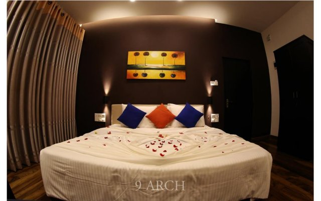 Отель 9 Arch комната для гостей