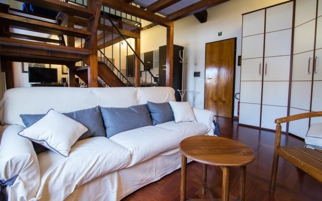 Отель Altieri Loft Pantheon Рим комната для гостей