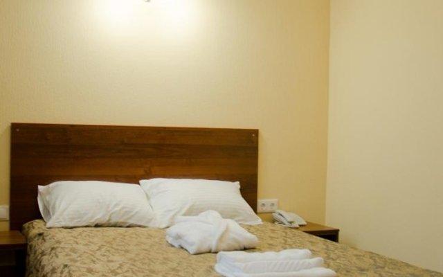 Hotel Chetyre Komnaty комната для гостей