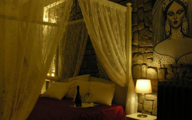 Отель Villa MosÈ Агридженто комната для гостей