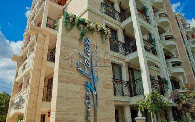 Отель Harmony Palace Apartcomplex Солнечный берег вид на фасад