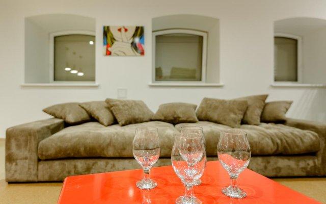 Отель Studio8 Вильнюс комната для гостей