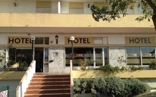 Hotel Paiva вид на фасад