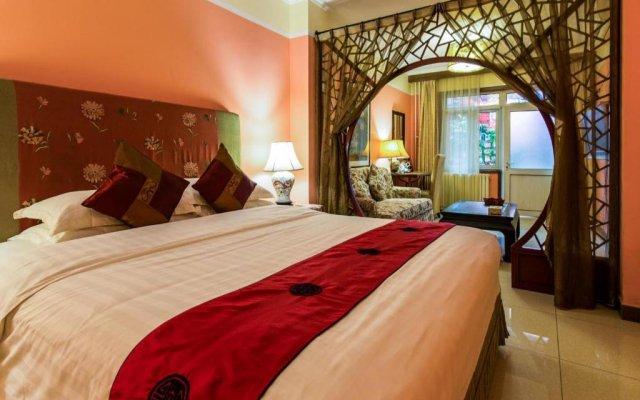 Отель Michaels House Beijing Китай, Пекин - отзывы, цены и фото номеров - забронировать отель Michaels House Beijing онлайн комната для гостей