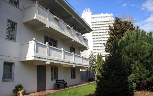 Гостевой Дом на Гагринской вид на фасад