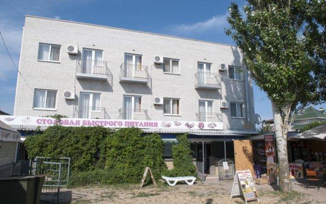 Hotel Naberzhnyi вид на фасад