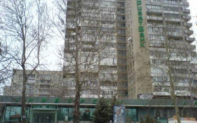 Апартаменты Apartments NEW вид на фасад