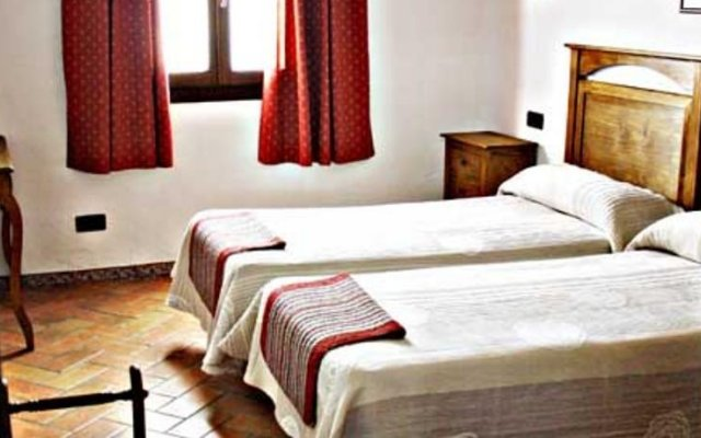 Отель Casa Rural Elanio Azul комната для гостей