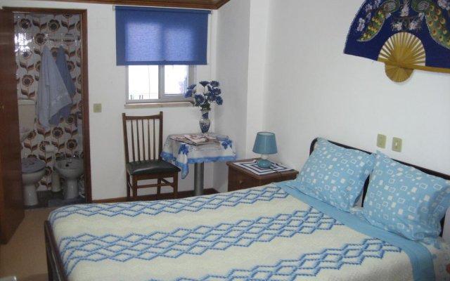 Отель Residencia do Norte комната для гостей