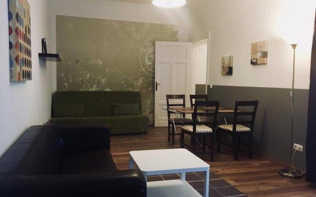 Апартаменты StadtRaum-Berlin Apartments комната для гостей
