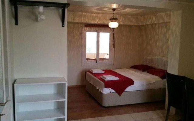 Отель Ephesus Selcuk Castle View Suites Сельчук комната для гостей