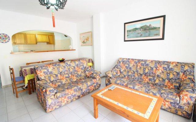 Отель Eurosol Costa Calpe комната для гостей