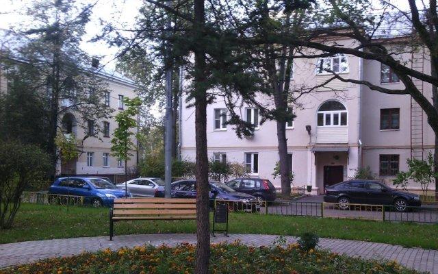 Hostel Dukat Vnukovo парковка
