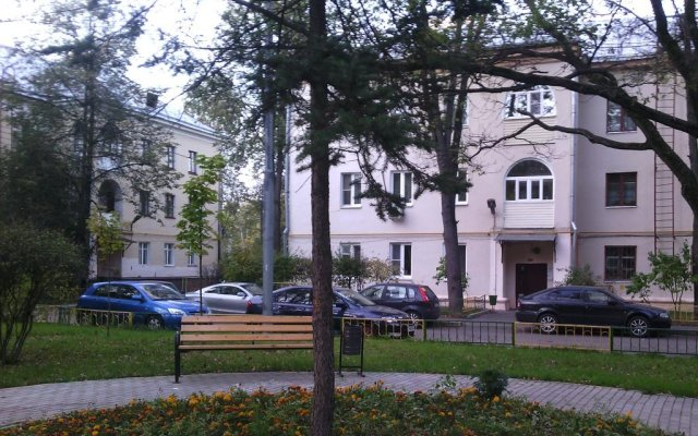 Hostel Dukat парковка