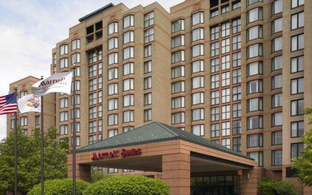 Chicago Marriott Suites O'Hare 0