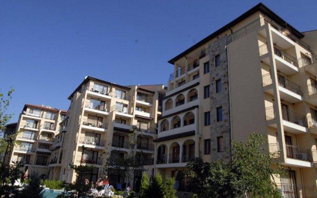 Апарт-Отель Rose Village Солнечный берег вид на фасад