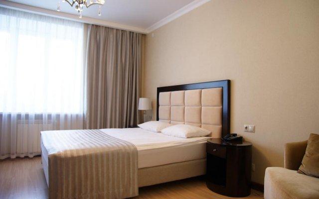 Гостиница Респект Холл комната для гостей