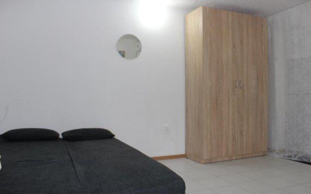 Гостиница Rodnoe mesto Tuapse комната для гостей