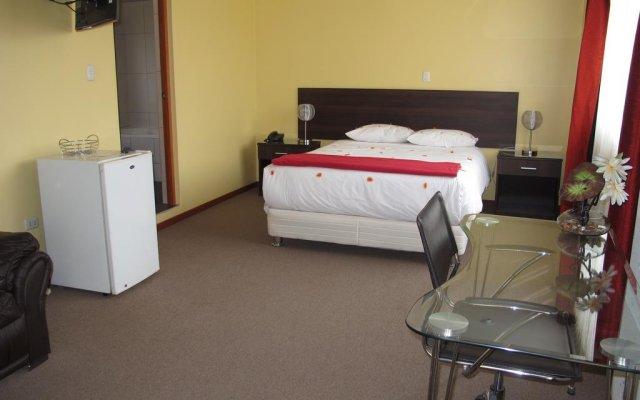 Hotel La Gruta 1