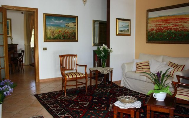 Отель B&B Da Marcella Ористано комната для гостей