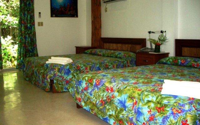Отель Pacific Treelodge Resort Федеративные Штаты Микронезии, Косраэ - отзывы, цены и фото номеров - забронировать отель Pacific Treelodge Resort онлайн комната для гостей