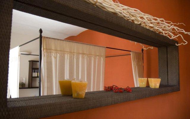 Отель Locanda Il Cortile Виньяле-Монферрато комната для гостей
