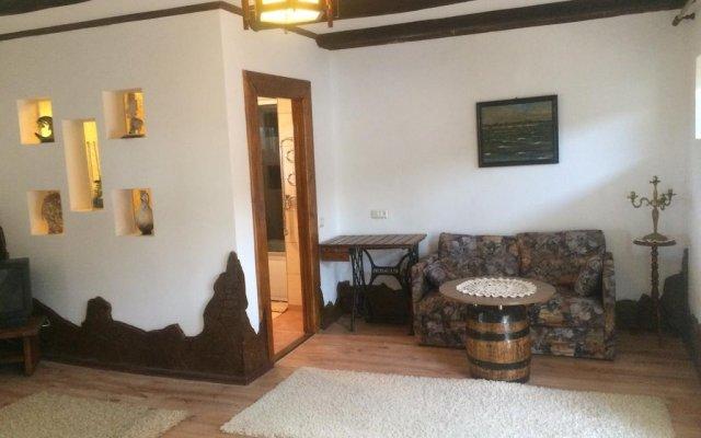 Гостиница Vilshanka комната для гостей