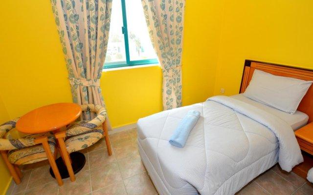 Dubai Youth Hotel комната для гостей