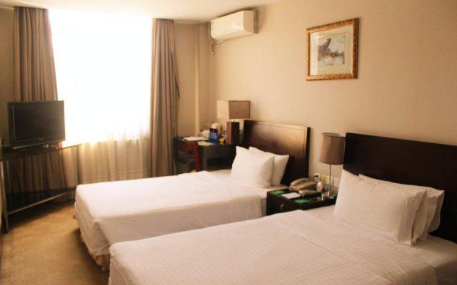 Отель Days Inn Forbidden City Beijing Китай, Пекин - отзывы, цены и фото номеров - забронировать отель Days Inn Forbidden City Beijing онлайн комната для гостей