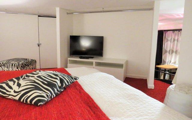 Отель Only Loft Lyon Brotteaux-Part Dieu Франция, Лион - отзывы, цены и фото номеров - забронировать отель Only Loft Lyon Brotteaux-Part Dieu онлайн комната для гостей