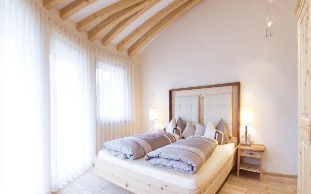Отель Ansitz Waldner Oberwirt Марленго комната для гостей