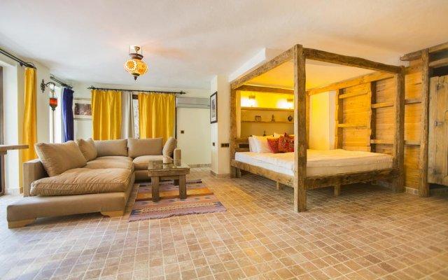 Отель Villa Tera Mare Калкан комната для гостей