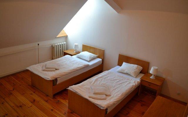 Отель Wroclawski Kompleks Szkoleniowy Вроцлав комната для гостей