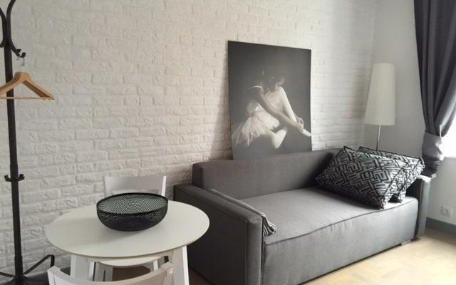 Апартаменты Old Town Apartments Rajska комната для гостей