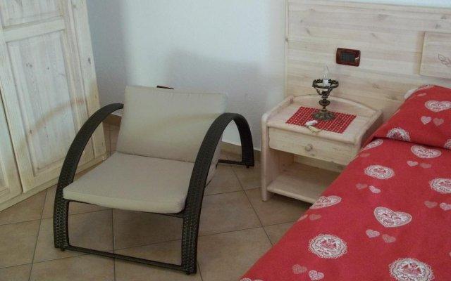 Отель Affittacamere Chez Magan Сен-Кристоф комната для гостей