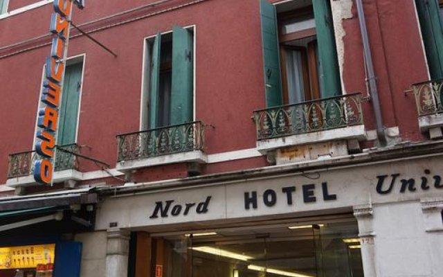 Отель Universo & Nord Италия, Венеция - 3 отзыва об отеле, цены и фото номеров - забронировать отель Universo & Nord онлайн вид на фасад