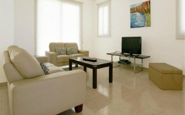 Отель Villa Doris Кипр, Протарас - отзывы, цены и фото номеров - забронировать отель Villa Doris онлайн комната для гостей
