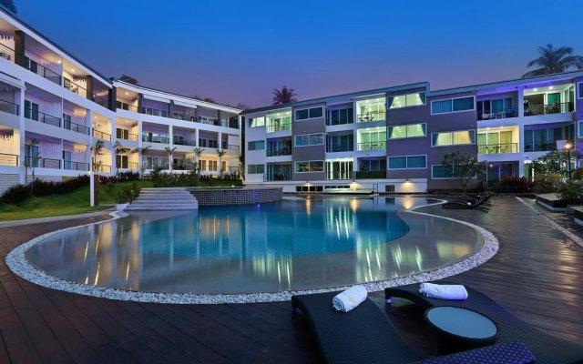 Отель Karon Butterfly Residence бассейн