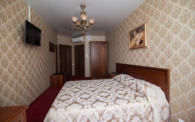 Hotel Baryshnya комната для гостей
